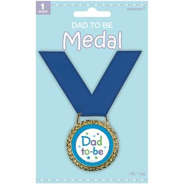 Dad To Be Award Medal