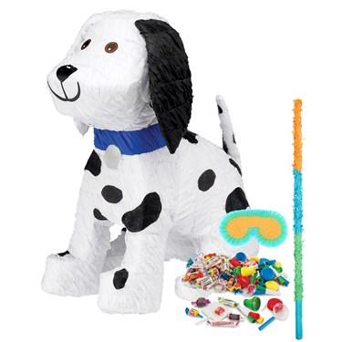 Dalmatian Dog Pinata Kit