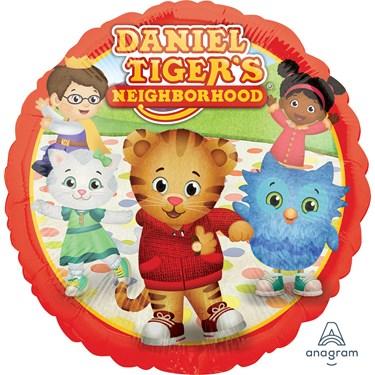 "Daniel Tiger's Neighborhood 18"" Foil Balloon"