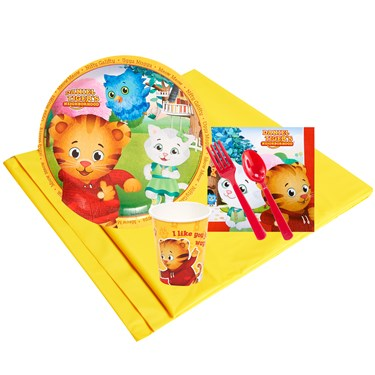 Daniel Tigers Neighborhood 8 Guest Party Pack