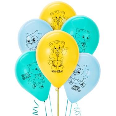 Daniel Tiger's Neighborhood - Latex Balloons