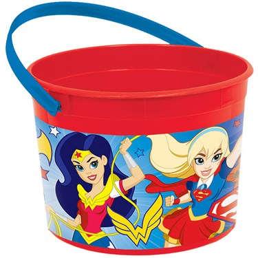 DC Super Hero Girls Favor Container (1)