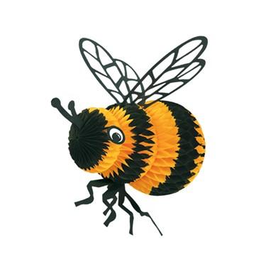 Decorative Tissue Bee