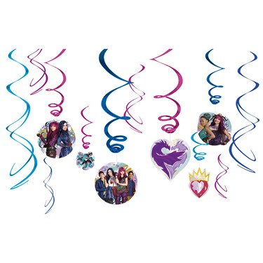 Descendants 2 Swirl Value Pack (12)
