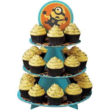 Despicable Me 3 Cupcake Stand