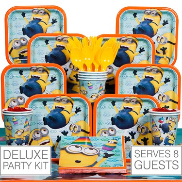 Despicable Me 8 Guest Party Pack
