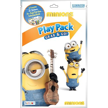 Despicable Me Minions Play Pack (1)