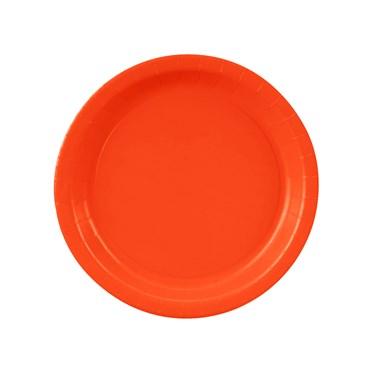 Dessert Plate - Tangerine