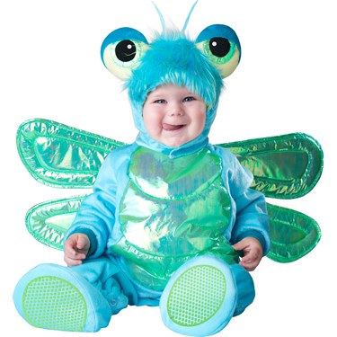 Dinky Baby Dragonfly Costume