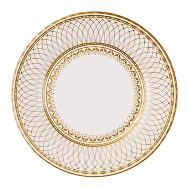 Dinner Plate 2 Designs 8Pk