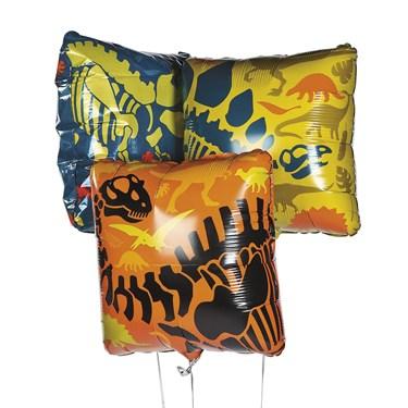 Dino Dig Mylar Balloons (3)