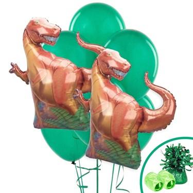 Dinosaur Adventure Jumbo Balloon Bouquet