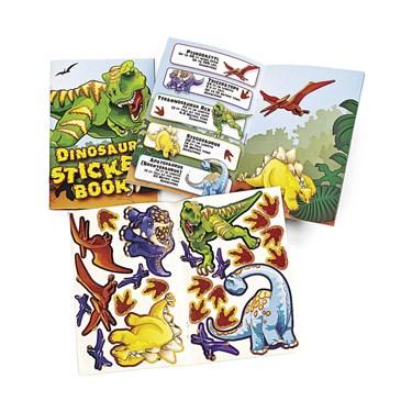 Dinosaur Sticker Books(12)
