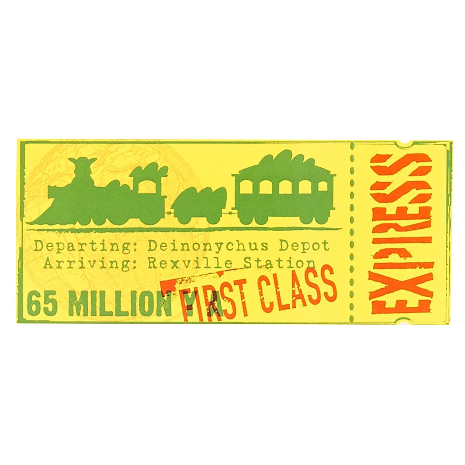 Dinosaur Train Invitations 8