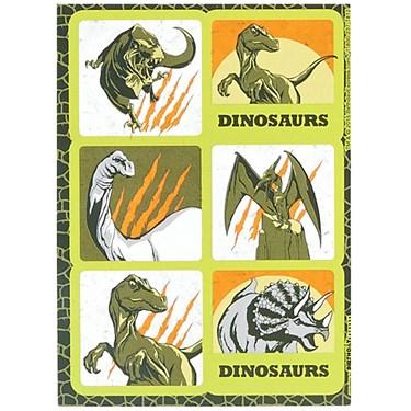 Dinosaurs - Sticker Sheet (4)