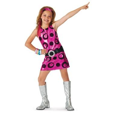 Disco Diva Child Costume