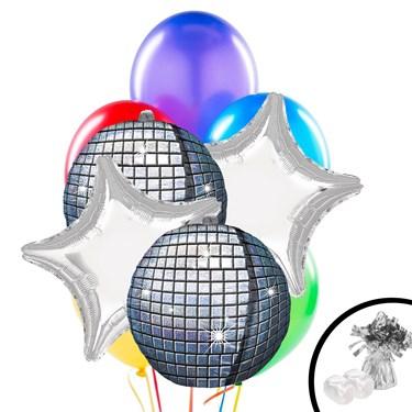 Disco Glow Balloon Bouquet