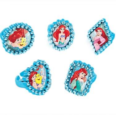 Disney Ariel Dream Big Jewel Rings(18)