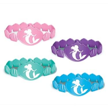 Disney Ariel Dream Big Rubber Bracelet(6)