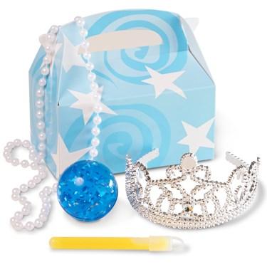 Disney Ariel Dream Filled Favor Box (4-Pack)