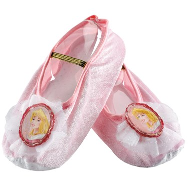 Disney Aurora Ballet Slippers Kids