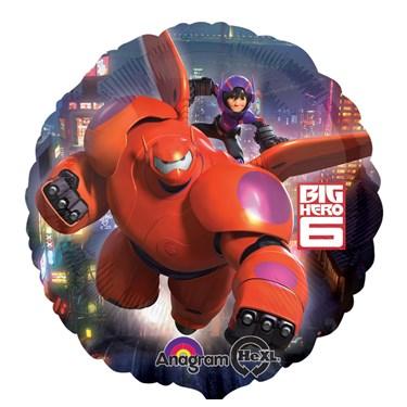 Disney Big Hero 6 Foil Balloon