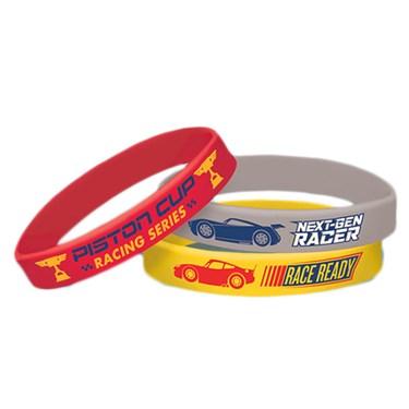 Disney Cars 3 Rubber Bracelets(6)