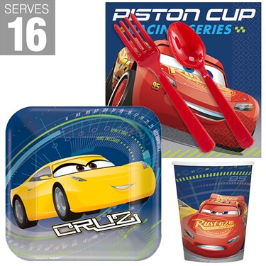 Disney Cars Snack Pack (For 16 Guests)
