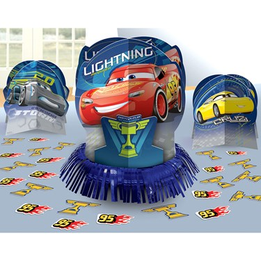 Disney Cars Table Decorating Kit (Each)