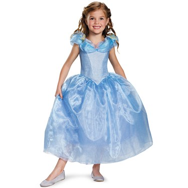Disney Cinderella Movie Deluxe Kids Outfit
