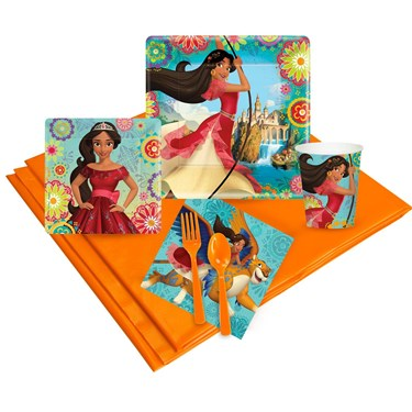 Disney Elena 24 Guest Party Pack