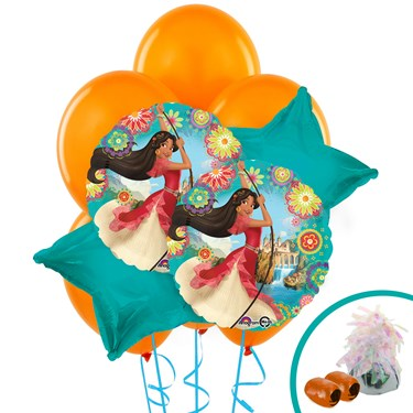 Disney Elena Balloon Bouquet