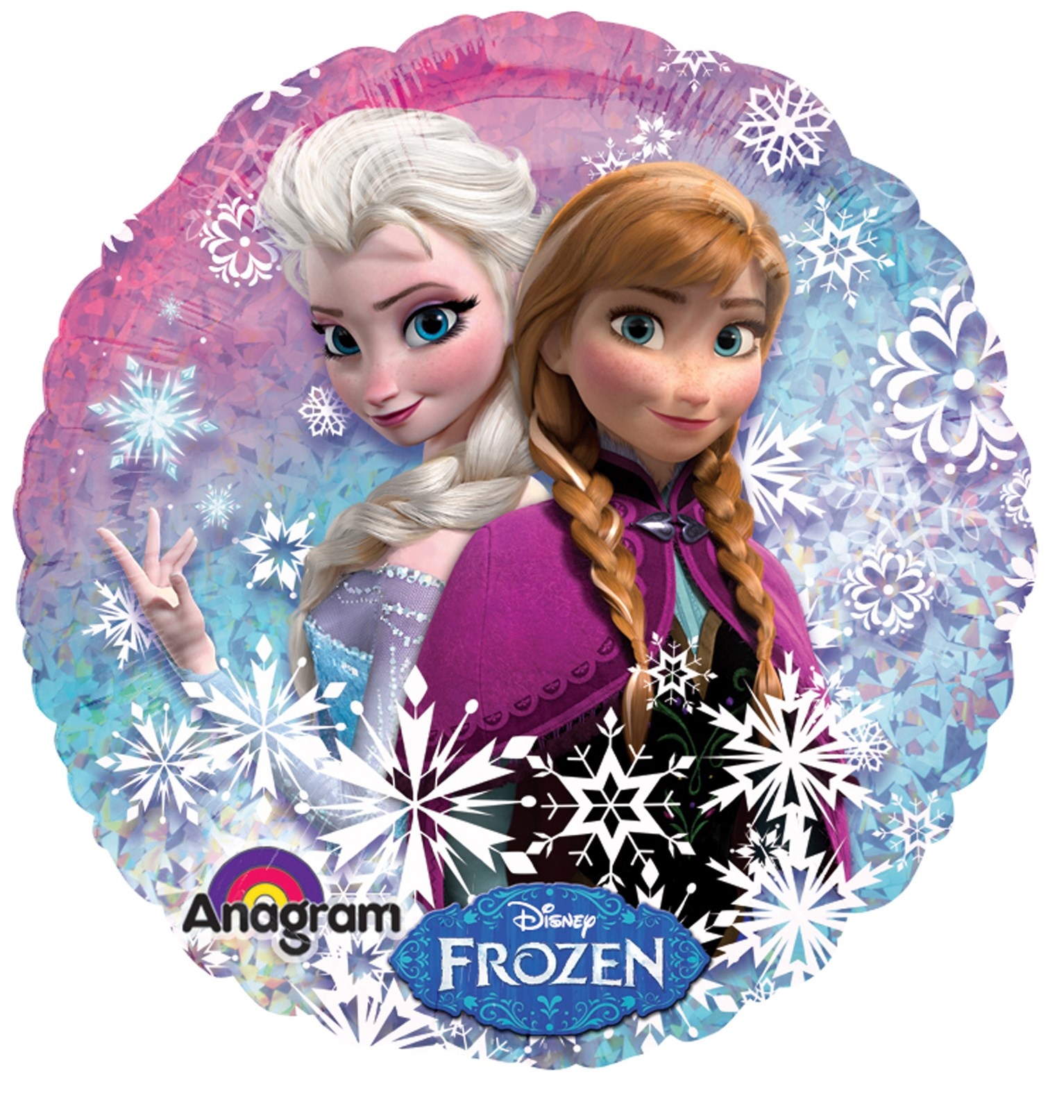 Frozen Birthday Cake Toppers Canada