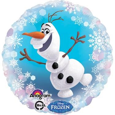 Disney Frozen Olaf Foil Balloon