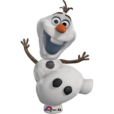 Disney Frozen Olaf Snowman 23 Balloon