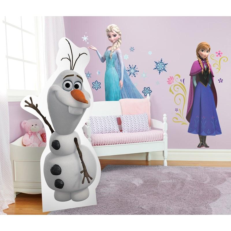 Frozen Wall Decor Kit : Disney frozen wall decal combo kit birthdayexpress