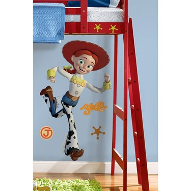 Disney Jesse Giant Peel and Stick Wall Decals