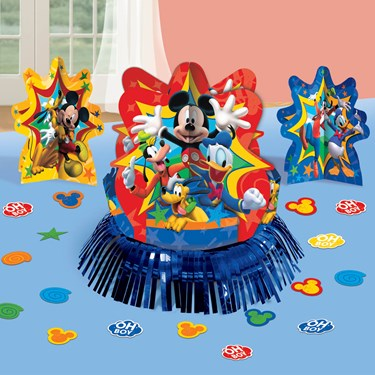 Disney Mickey Fun and Friends Centerpiece