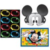 Disney Mickey Fun and Friends Pin the Nose Party Game