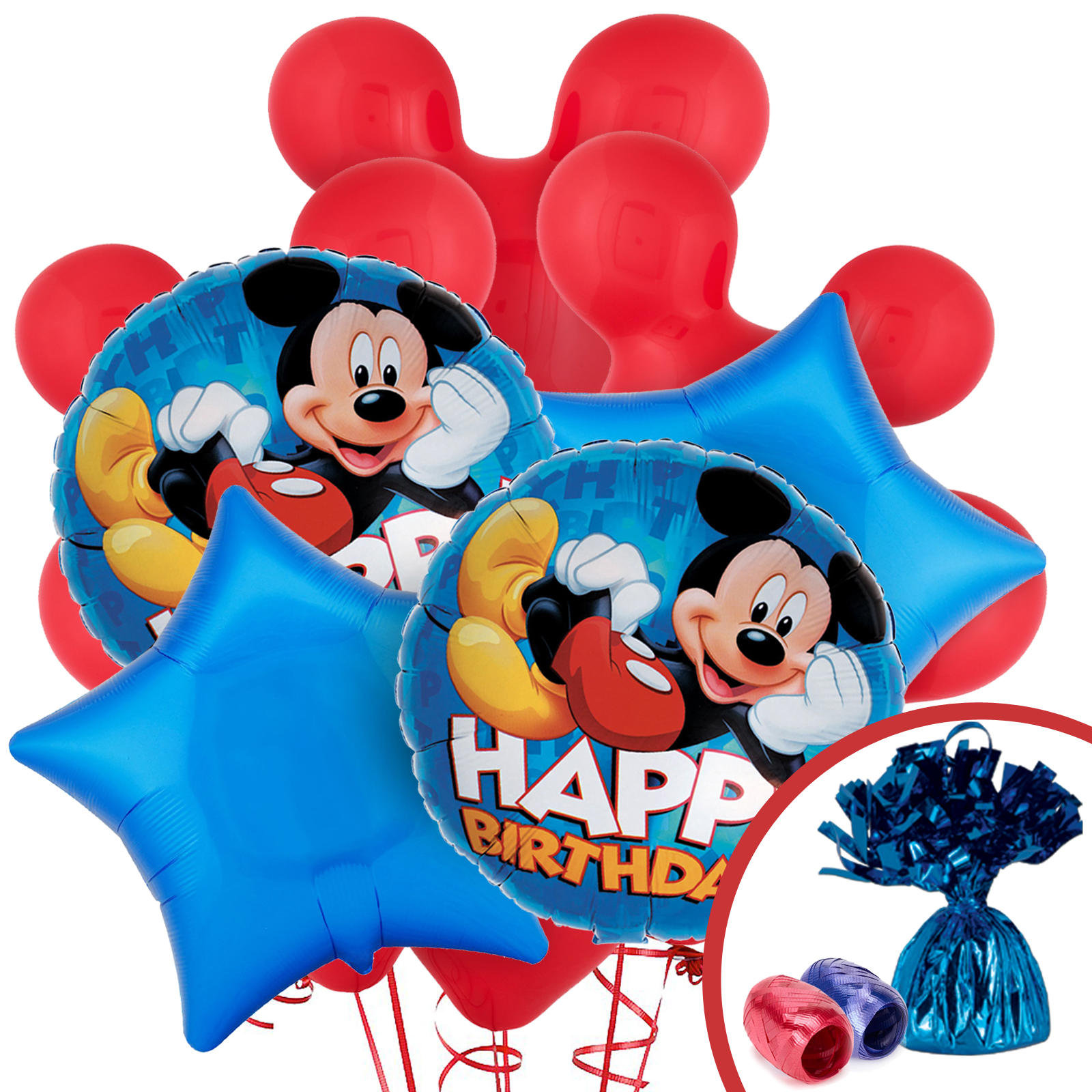 Mickey Mouse Birthday Party Supplies BirthdayExpresscom