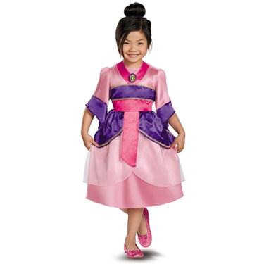 Disney Mulan Sparkle Toddler / Child Costume