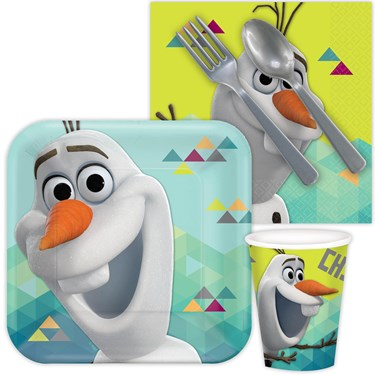 Disney Olaf Snack Party Pack