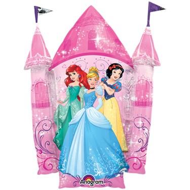 """Disney Princess 35"""" Castle Balloon (Each)"""
