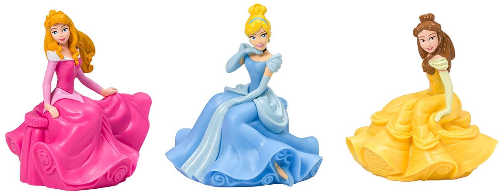 Disney Princess Cake Topper 3 Pieces Birthdayexpress Com