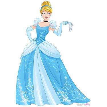 Disney Princess Cinderella Standup - 5' Tall