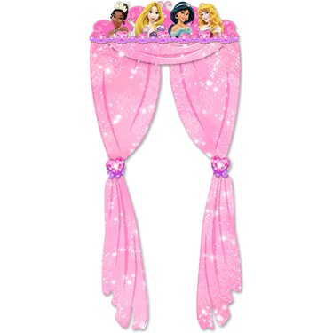 Disney Princess Doorway Curtain
