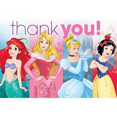 Disney Princess Dream Big Thank You Notes(8)