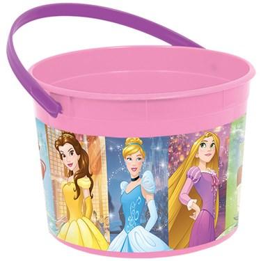 Disney Princess Plastic Favor Container