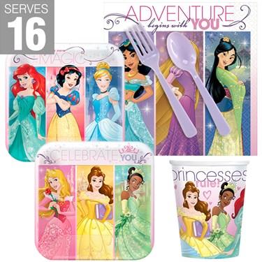 Disney Princess Snack Pack For 16