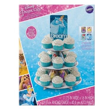 Disney Princesses Cupcake Stand